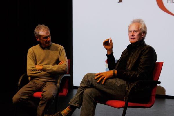 David Buckland and Keith Alexander