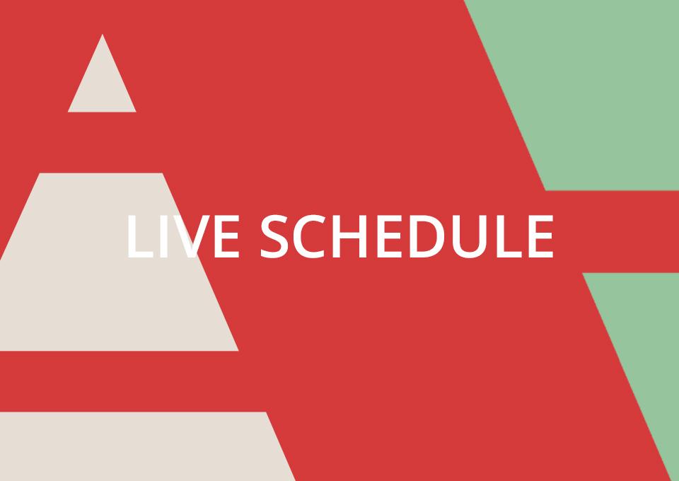 Live Schedule
